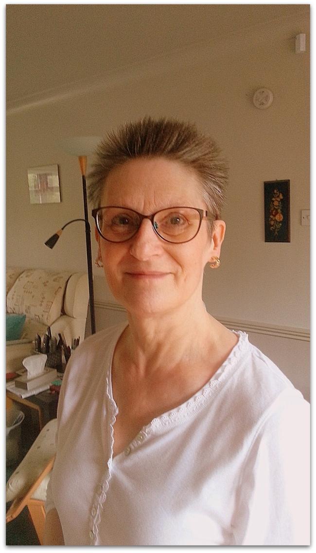 me in my new specs