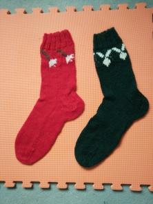 dobby socks